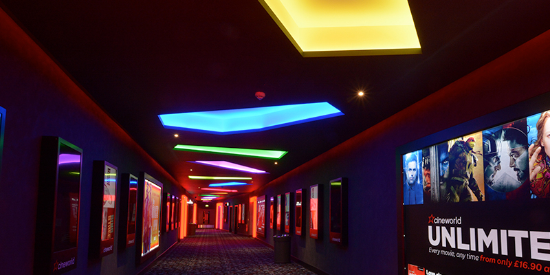 Cineworld Yate G Amp W Contracting